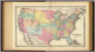 The United States Of America. Published by J.H. Colton & Co. 172 William St. New York. Entered ... 1855 by J.H. Colton ... New York. No. 7-8.
