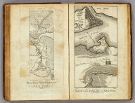 Road from Philadelphia to New York. (Maps) 14 and 15. W. Harrison, Junr. sc. Smither sc.