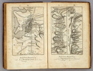 Road from Philadelphia to Washington. (Maps) 16, 17 and 18. Shallus Sculp.