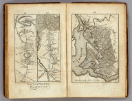 Road from Philadelphia to Washington. (Maps) 21, 22 and 23. Draper, I. Sc.