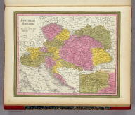 Austrian Empire. (with) Environs of Vienna.