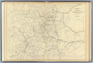 Drainage Map of Colorado. Topography by A.D. Wilson, G.R. Bechler, Henry Gannett, G.B. Chittenden and S.B. Ladd. Department of the Interior, U.S. Geological and Geographical Survey of the Territories, F.V. Hayden, U.S. Geologist in Charge. March 1877. Sheet II.