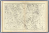 Central Colorado. U.S. Geological and Geographical Survey of the Territories. F.V. Hayden in Charge. A.D. Wilson, G.R. Bechler, H. Gannett and G.B. Chittenden, Topographical Assistants. Surveyed in 1874 & '75. Sheet VII.