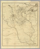Hydrographical Basin of the Upper Mississippi River From Astronomical and Barometrical Observations Surveys and Information by J.N. Nicollet ... assisted ... by Lieut. J.C. Fremont ... Reduced and compiled under the direction of Col. J.J. Abert in the Bureau of the Corps of Topl. Engrs. by Lieut. W.H. Emory ... 1843 ... W.J. Stone Sc.