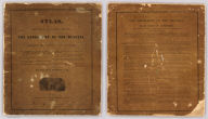 (Covers to) Atlas, Designed To Illustrate The Geography Of The Heavens ... By Elijah H. Burritt, A.M. New Edition. New York: Published By Huntington And Savage 216 Pearl Street. Entered ... 1835, by F.J. Huntington ... Connecticut.