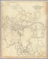 Campaign Map, Army Of The Potomac. Map No. 3 White House To Harrisons Landing. Prepared By Command Of Maj. Gen. George B. McClellan, U.S.A. Commanding Army Of The Potomac Brig. Gen. A.A. Humphreys ... Compilation under the Direction of Brig. Gen. A.A. Humphreys, By Capt. H.L. Abbot, Top. Engrs. Engraved by W.H. Dougal.