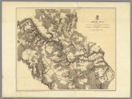 North Anna. From Surveys under the direction of Bvt. Brig. Gen N. Michler, Maj. of Engineers By Command of Bvt. Maj. Genl. A.A. Humphreys, Brig. Genl. & Chief of Engineers. 1867. Surveyed & drawn by Maj: J.E. Weyss, assisted by F. Theilkuhl, J. Strasser & G. Thompson. Photolith. by the N.Y. Lithographing, Engraving & Printing Co., Julius Bien, Supt.