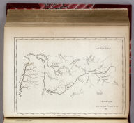 A Map of the Tennessee Government. 1794. Published Sep. 20 1794 by I. Stockdale, Piccadilly.