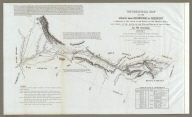 Topographical Map Of The Road From Missouri To Oregon, Commencing At The Mouth Of The Kansas In The Missouri River And Ending At The Mouth Of The Wallah Wallah In The Columbia. In VII Sections. Section IV. From the field notes and journal of Capt. J.C. Fremont, and from sketches and notes made on the ground by his assistant Charles Preuss. Compiled by Charles Preuss, 1846 By order of the Senate of the United States ... Lithogr. by E. Weber & Co. Baltimore ...