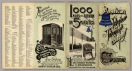 (Covers to) Lines And Metallic Circuit Connections. American Telephone and Telegraph Company. 15 Dey St., New York September 1898. (inset) Maine.