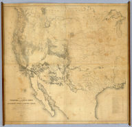 Map Of The Territory Of The United States From The Mississippi To The Pacific Ocean, Ordered by the Hon. Jeff'n Davis, Secretary Of War To accompany the Reports of the Explorations For A Railroad Route ... Compiled from authorized explorations and other reliable data by Lieut. G.K. Warren, Topl. Engrs. In the Office of Pacific R.R. Surveys, War Dep. under the direction of Bvt. Maj. W.H. Emory, Topl. Engrs. in 1854 and of Capt. A.A. Humphreys, Topl. Engrs. 1854-5-6-7-8. Drawn by E. Freyhold. Engr. on Stone by J. Bien, 60 Fulton St. N.Y.