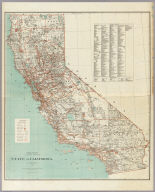 Department Of The Interior General Land Office J.A. Williamson, Commissioner. State Of California. 1879. Compiled from the official Records of the General Land Office and other sources by C. Roeser, Principal Draughtsman G.L.O. Photo lith & print by Julius Bien 16 & 18 Park Place N.Y.