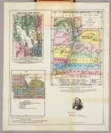 Map of the Territory of Utah. Compiled From Latest U.S. Surveys. Entered ... 1870 by B.A.M. Froiseth ... Utah. Am. Photo-Lithographic Co. N.Y. (Osborne's Process.) Correct Brigham Young. (with map) Great Salt Lake Valley Utah ... Entered ... 1869 by B.A.M. Froiseth ... Utah ... (with map) Plat Of Salt Lake City Utah. Entered ... 1870 by B.A.M. Froiseth ... Utah.