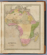 Africa. Engraved by G.W. Boynton. Entered ... 184 by S.G. Goodrich ... Massachusetts.