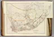 Cape of Good Hope, By J. Arrowsmith. (Map) 24. London, Pubd. 15 Feby. 1842, by J. Arrowsmith, 10 Soho Square.