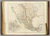 Mexico, By J. Arrowsmith. (with) Mexico, Shewing its connection with the Ports of Acapulco, Vera Cruz, & Tampico, on double the scale of the Map. (Map) 44. London, Pubd. 15 Feby. 1842, by J. Arrowsmith, 10 Soho Square.