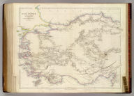 Map of Asia Minor to illustrate the Journeys of W. I. Hamilton Esqr. 1836-1837. Compiled from Original Documents By John Arrowsmith. London, Pubd. Novr. 1st 1842, by John Arrowsmith, 10 Soho Square.