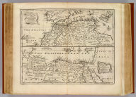 A new & accurate map of the ... parts of Barbary, containing ... Drawn from the best authorities & regulated by astronl. observations. By Eman. Bowen. (London: Printed for William Innys, Richard Ware, Aaron Ward, J. and P. Knapton, John Clarke, T. Longman and T. Shewell, Thomas Osborne, Henry Whitridge ... M.DCC.XLVII)