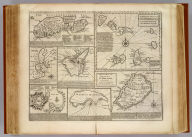 Particular draughts of some of the chief African Islands in the Mediterranean, as also in the Atlantic and Ethiopic Oceans. By Eman. Bowen. (London: Printed for William Innys, Richard Ware, Aaron Ward, J. and P. Knapton, John Clarke, T. Longman and T. Shewell, Thomas Osborne, Henry Whitridge ... M.DCC.XLVII)