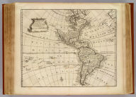 A new general map of America. Drawn from several accurate particular maps and charts, and regulated by astronomical observations. By Eman. Bowen. (London: Printed for William Innys, Richard Ware, Aaron Ward, J. and P. Knapton, John Clarke, T. Longman and T. Shewell, Thomas Osborne, Henry Whitridge ... M.DCC.XLVII)