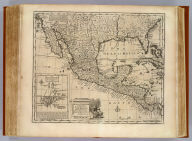 A new & accurate map of Mexico or New Spain together with California, New Mexico &c. Drawn from the best modern maps & charts & regulated by astronl. observns. By Eman: Bowen. (London: Printed for William Innys, Richard Ware, Aaron Ward, J. and P. Knapton, John Clarke, T. Longman and T. Shewell, Thomas Osborne, Henry Whitridge ... M.DCC.XLVII)