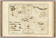 Chart of the Acores (Hawks) Islands, called also Flemish and Western Islands. London, Printed for Robert Sayer, as the Act directs May 1st, 1787.