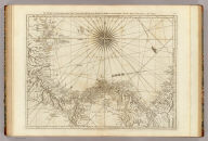 The Isthmus of Panama with the coast from Great River on the Moskito Shore to Cartagena. By Thos. Jefferys, Geographer to His Majesty. London, printed for Robt. Sayer, Map & Printseller, no. 53 in Fleet Street, as the Act directs, 20th Feby. 1775.