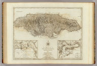 Jamaica from the latest surveys, improved and engraved by Thomas Jefferys, Geographer to the King. London, printed for Robt. Sayer, Map & Printseller, no. 53 in Fleet Street, as the Act directs 20th Feby. 1775.