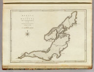 Bequia or Becouya, the northernmost of the Granadilles, surveyed in 1763. (By Thomas Jefferys). London, printed for Robt. Sayer, Map & Printseller, no. 53 in Fleet Street, as the Act directs, 20 Feby. 1775