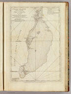 Turks Islands, from a survey made in 1753, by the sloops l'Aigle and l'Emeraude, by order of the French Governor of Hispaniola, with improvements from observations made in 1770, in the Sr. Edward Hawke Kings schooner. (By Thomas Jefferys). London, printed for Robt. Sayer, Map & Printseller, no. 53 Fleet Street, as the Act directs, 20 Feby. 1775.