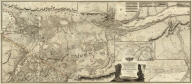 (Composite of) To His Royal Highness George Augustus Frederick ... This Topographical map of the Province of Lower Canada, shewing its division into Districts, Counties, Seigniories, & Townships ... Is ... Most gratefully dedicated by ... Joseph Bouchette, His Majesty's Surveyor General of the Province & Lieutt. Colonel C.M. ... Published by W. Faden, Charing Cross, Augst. 12th. 1815. Engraved by J. Walker & Sons, 47 Bernard Street, Russell Square, London. J. Walker sculp. (with) Town of Three Rivers. (with) City of Quebec. (with) Town of Montreal ...