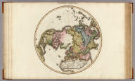 Northern Hemisphere. Neele sculpt. 352 Strand. London: published October 1st. 1812 by Cadell & Davies, Strand & Longman, Hurst, Rees, Orme, & Brown, Paternoster Row.