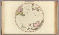 Southern Hemisphere. Drawn under the direction of Mr. Pinkerton by L. Hebert. Neele sculpt. 352 Strand. London: published August 31st. 1812 by Cadell & Davies, Strand & Longman, Hurst, Rees, Orme, & Brown, Paternoster Row.