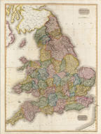 (Composite of) England ... Drawn under the direction of Mr. Pinkerton by L. Hebert. Neele sculpt. 352 Strand. London: published ... 1811 by Cadell & Davies, Strand, & Longman, Hurst, Rees, Orme, & Brown, Pater-Noster Row.