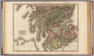 Scotland, southern part. Drawn under the direction of Mr. Pinkerton by L. Hebert. Neele sculpt. 352 Strand. London: published March 25th. 1812 by Cadell & Davies, Strand & Longman, Hurst, Rees, Orme, & Brown, Paternoster Row.