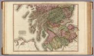 Scotland, northern part. (with inset map) Shetland Islands. Drawn under the direction of Mr. Pinkerton by L. Hebert. Neele sculpt. 352 Strand. London: published 15th. March 1811, by Cadell & Davies, Strand & Longman, Hurst, Rees, Orme, & Brown, Pater Noster Row.