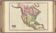 North America. Drawn under the direction of Mr. Pinkerton by L. Hebert. Neele sculpt. 352 Strand. London: published June 25th. 1812 by Cadell & Davies, Strand & Longman, Hurst, Rees, Orme, & Brown, Paternoster Row.
