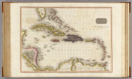 West Indies. Drawn under the direction of Mr. Pinkerton by L. Hebert. Neele sculpt. 352 Strand. London: published 1st. March 1809, by Cadell & Davies, Strand & Longman, Hurst, Rees, Orme, & Brown, Paternoster Row.