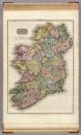 Ireland. Drawn under the direction of Mr. Pinkerton by L. Hebert. Neele sculpt. 352 Strand. London: published Sept. 10th. 1813 by Cadell & Davies, Strand & Longman, Hurst, Rees, Orme, & Brown, Paternoster Row.
