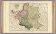 Poland. Drawn under the direction of Mr. Pinkerton by L. Hebert. Neele sculpt. 352 Strand. London: published July 13th 1814 by Cadell & Davies, Strand & Longman, Hurst, Rees, Orme, & Brown, Paternoster Row.
