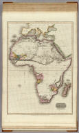 Africa. Drawn under the direction of Mr. Pinkerton by L. Hebert. Neele sculpt. 352 Strand. London: published 1st Jany. 1814 by Cadell & Davies, Strand & Longman, Hurst, Rees, Orme, & Brown, Paternoster Row.