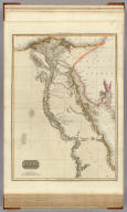 Egypt. Drawn under the direction of Mr. Pinkerton by L. Hebert. Neele sculpt. 352 Strand. London: published Sepr. 24th. 1813 by Cadell & Davies, Strand & Longman, Hurst, Rees, Orme, & Brown, Paternoster Row.