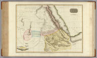 Abyssinia, Nubia &c. Drawn under the direction of Mr. Pinkerton by L. Hebert. Neele sculpt. 352 Strand. London: published Decr. 1st. 1814, by Cadell & Davies, Strand & Longman, Hurst, Rees, Orme, & Brown, Paternoster Row.
