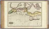 Northern Africa. Drawn under the direction of Mr. Pinkerton by L. Hebert. Neele sculpt. 352 Strand. London: published 1st. Jany. 1814 by Cadell & Davies, Strand & Longman, Hurst, Rees, Orme, & Brown, Paternoster Row.