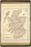 Scotland by G.H. Swanston, Edinr. (with) The United County Of The Orkney And Shetland Islands. XXXI. Engd. by G.H. Swanston, Edinr. A. Fullarton & Co. Edinburgh, London & Dublin.