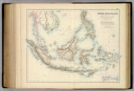 Indian Archipelago Compiled From The Various Surveys of the British & Dutch Governments And Other Materials In Possession Of The Royal Geographical Society. By J. Bartholomew Junr. Edinr. LXX. Engraved by J. Bartholomew, Edinburgh. A. Fullarton & Co. Edinburgh, London & Dublin.