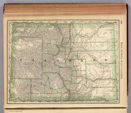 Rand, McNally & Co.'s Colorado.