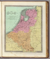 Belgium And Holland. Entered ... Nov. 11th in the year 1831 by David H. Burr ... New York.