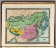 Chinese Empire And Japan. Entered ... 1835 by Thomas Illman ... New York.