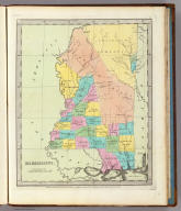 Mississippi. Entered ... 1835 by Thos. Illman ... New York.